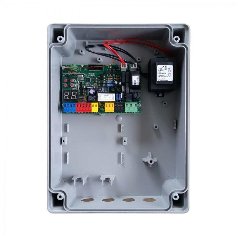 Swing Gate Wiring Diagram Proteco Qa Control Unit V Direct Board Pcb Q80a Opener