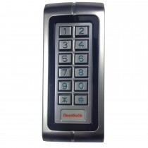APX16 Heavy Duty Weatherproof Key Pad - Front